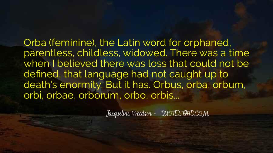 Quotes About Latin Language #1648568