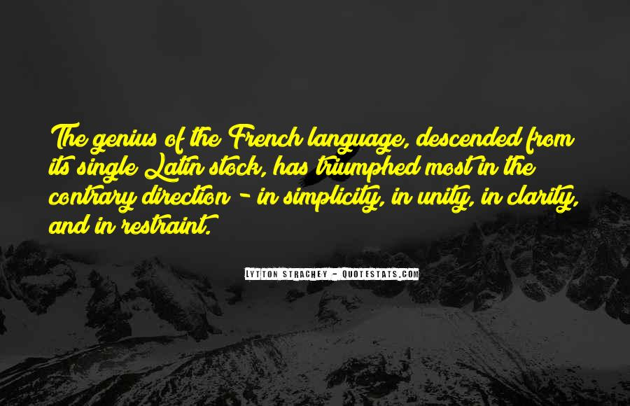 Quotes About Latin Language #1678768