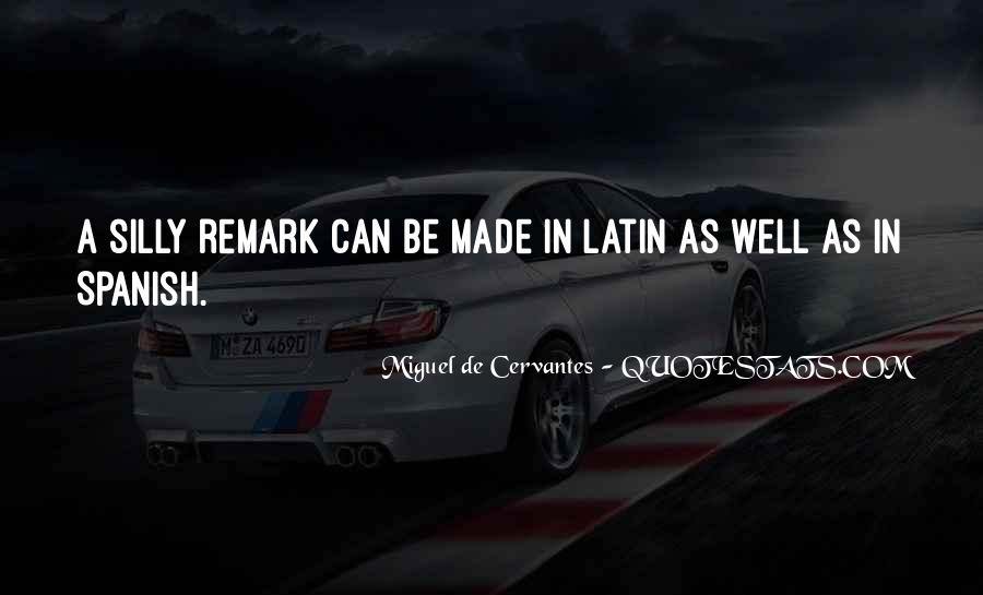 Quotes About Latin Language #1832441