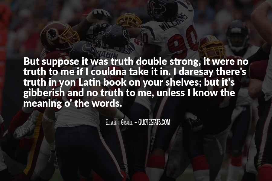 Quotes About Latin Language #321549
