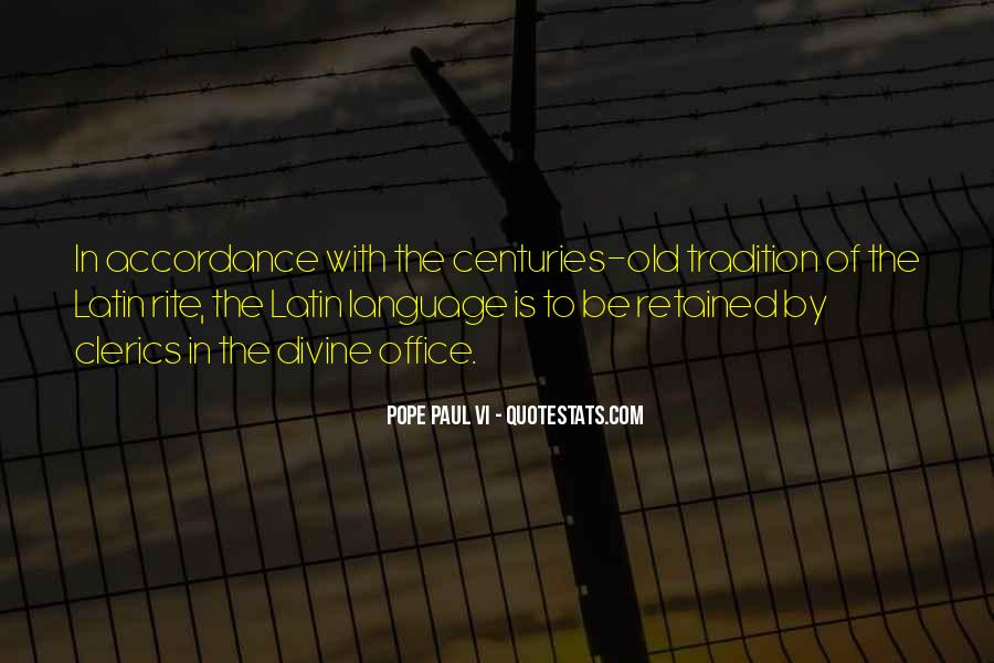 Quotes About Latin Language #418180