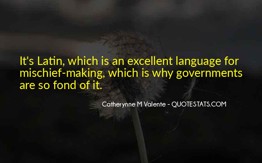 Quotes About Latin Language #656478