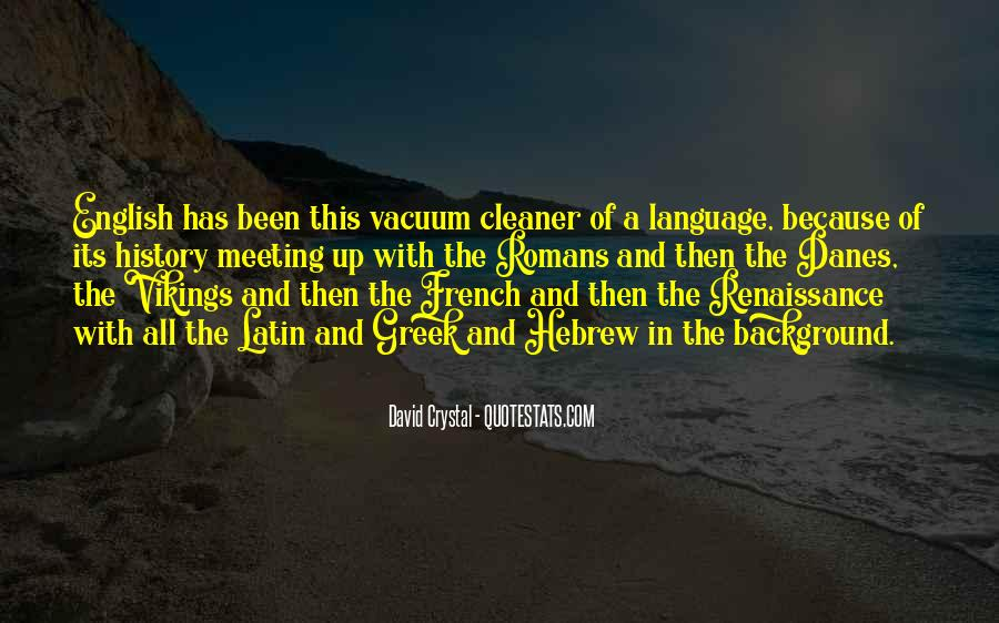 Quotes About Latin Language #901700