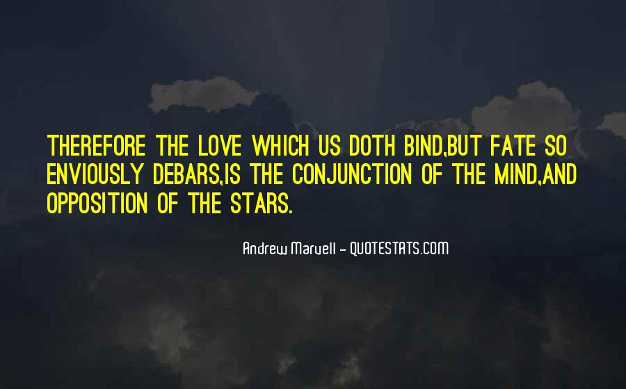 Conjunction Quotes #491189