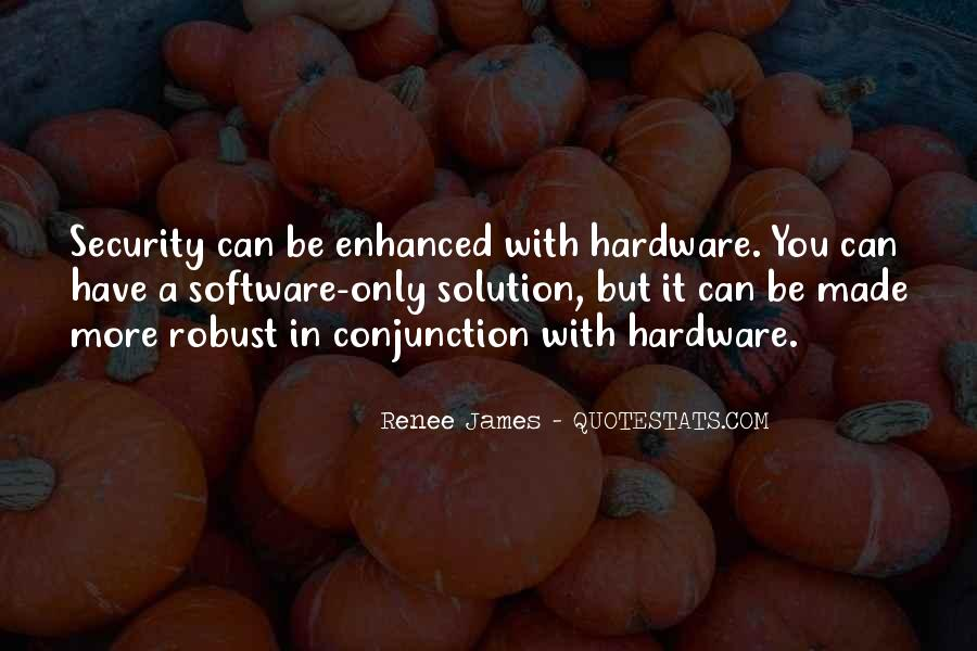 Conjunction Quotes #854224