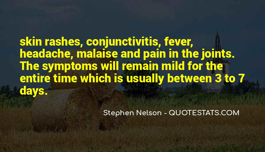 Conjunctivitis Quotes #1149054