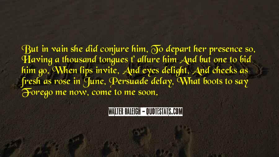 Conjure Quotes #1082008
