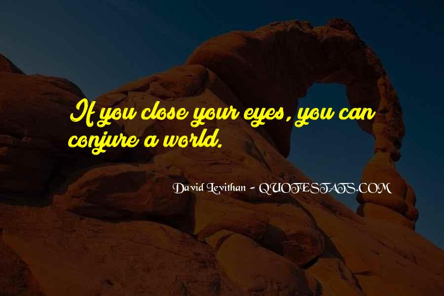 Conjure Quotes #1167708