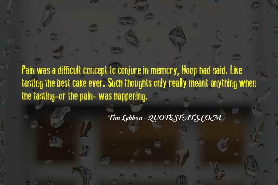 Conjure Quotes #284200