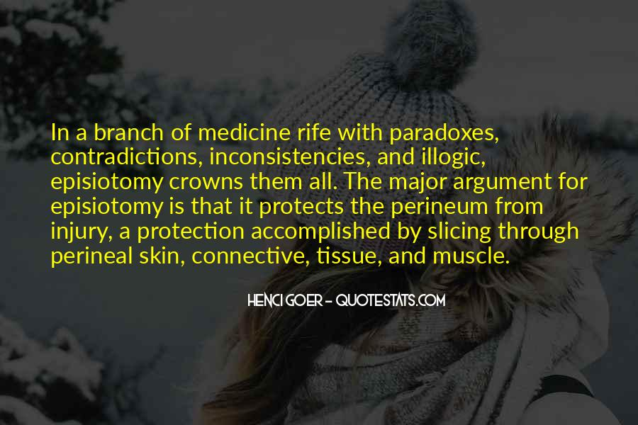 Connective Tissue Quotes #1076510