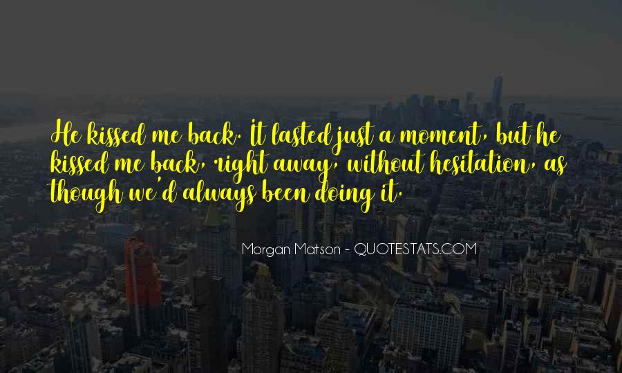 Quotes About Lasted #5566