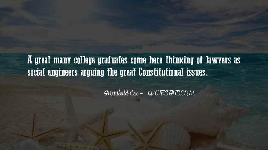 Constitutional Issues Quotes #1502140