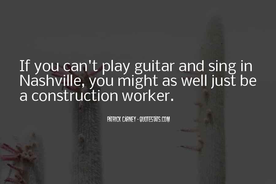 Construction Worker Quotes #1044715