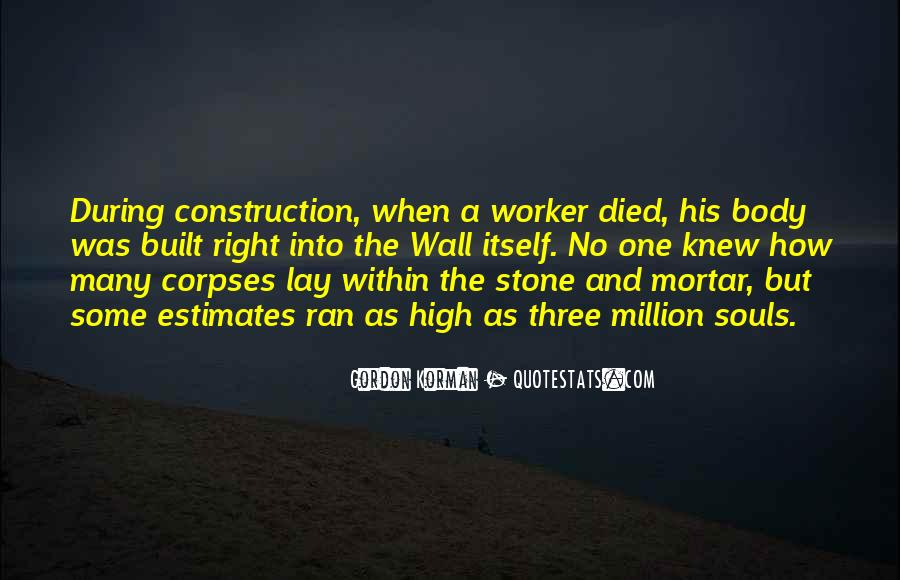 Construction Worker Quotes #1453842