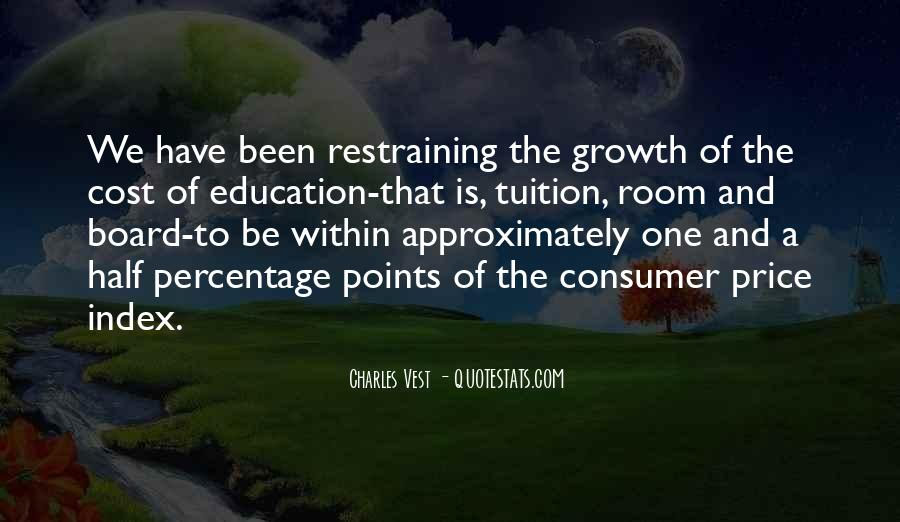 Consumer Education Quotes #791683