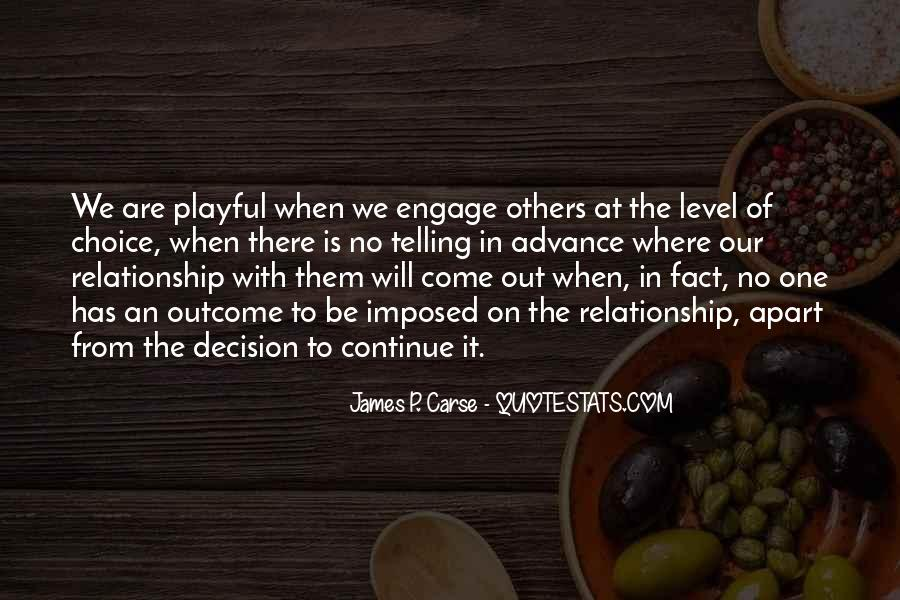 Continue Relationship Quotes #1122076