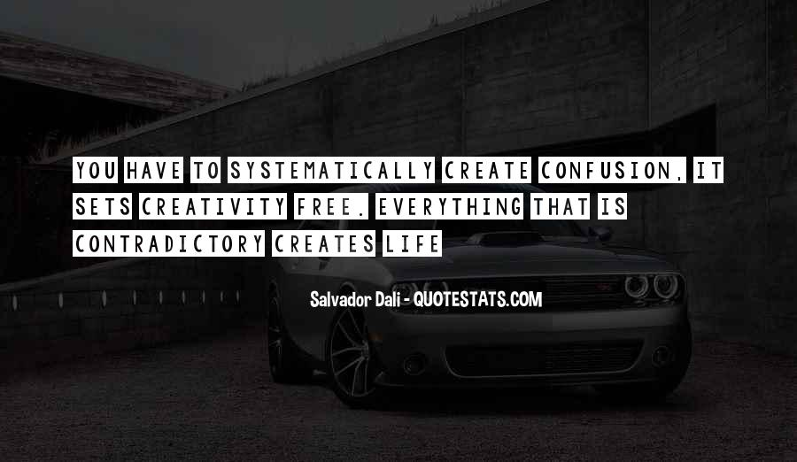 Contradictory Life Quotes #1102853
