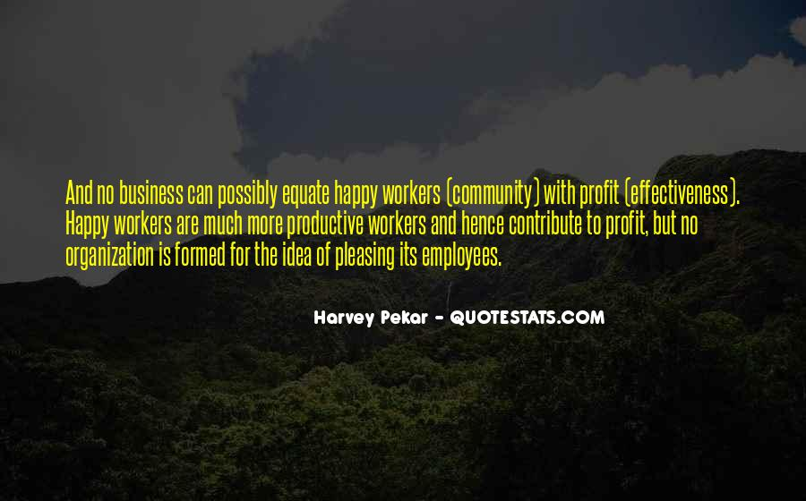 Contribute To Community Quotes #1046318