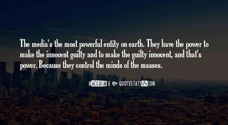 Control The Masses Quotes #1478184