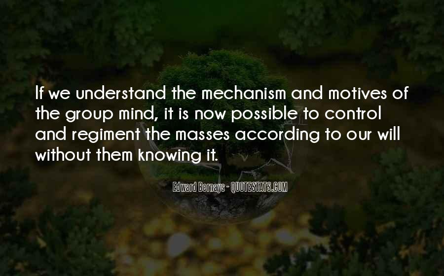 Control The Masses Quotes #1816438