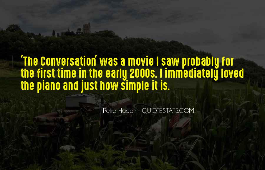 Conversation With Movie Quotes #1481859