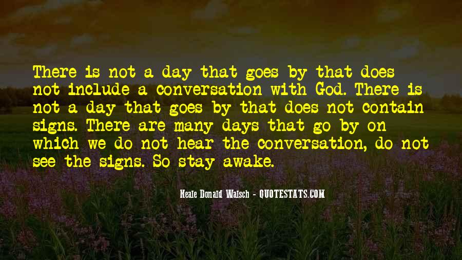 Conversations With God Best Quotes #875307