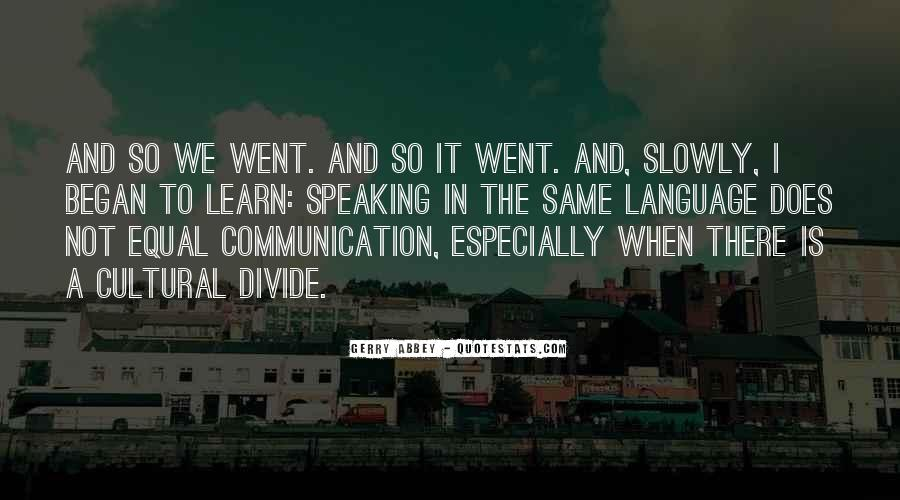 Quotes About Language Teaching #386737