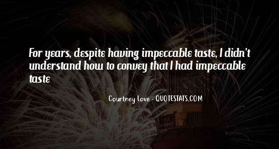 Convey Love Quotes #182717