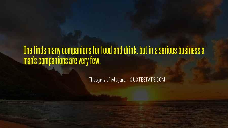 Cooking And Business Quotes #4693