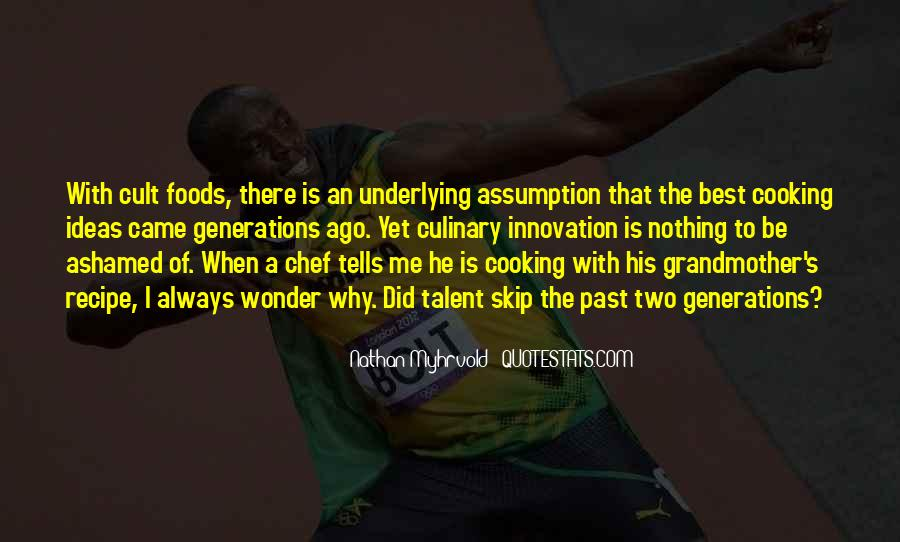 Top 37 Cooking Recipe Quotes Famous Quotes \u0026 Sayings About