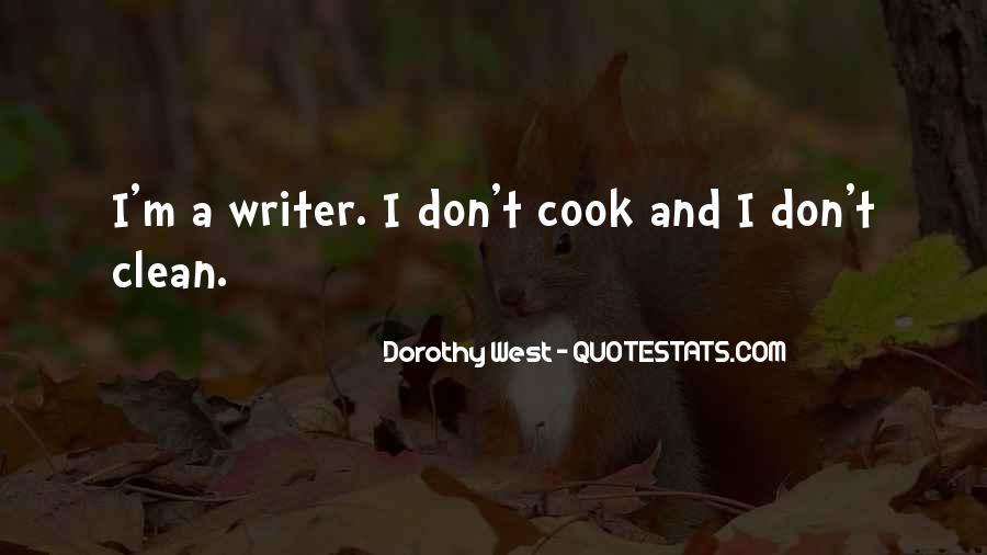 Cooks Quotes #164515