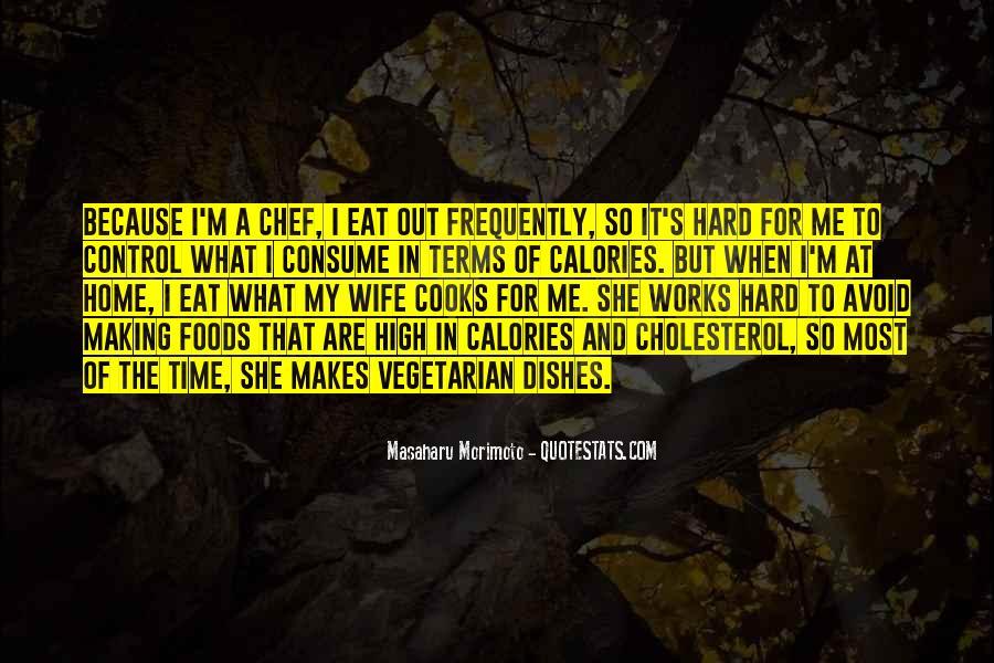 Cooks Quotes #170678