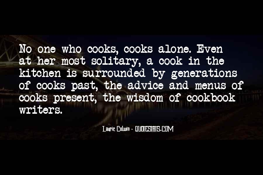 Cooks Quotes #197289