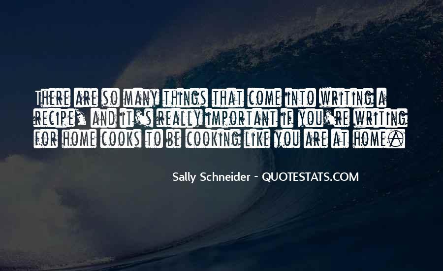 Cooks Quotes #230695