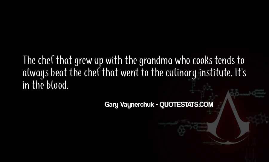 Cooks Quotes #297789