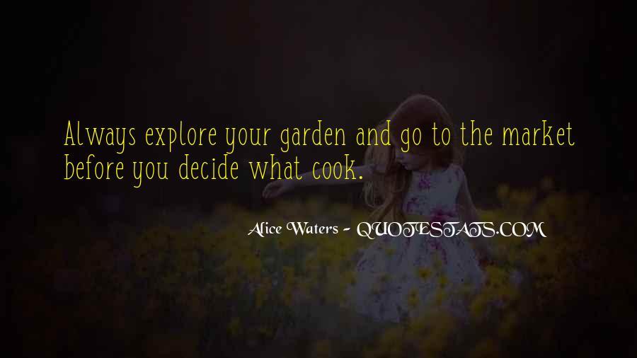 Cooks Quotes #316570