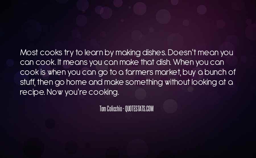 Cooks Quotes #321931