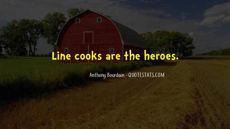 Cooks Quotes #362816