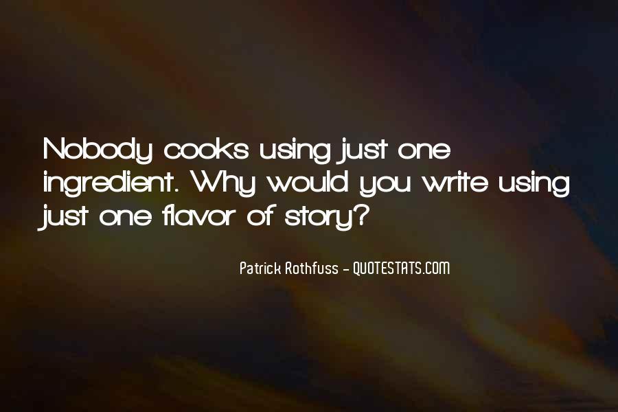 Cooks Quotes #397561