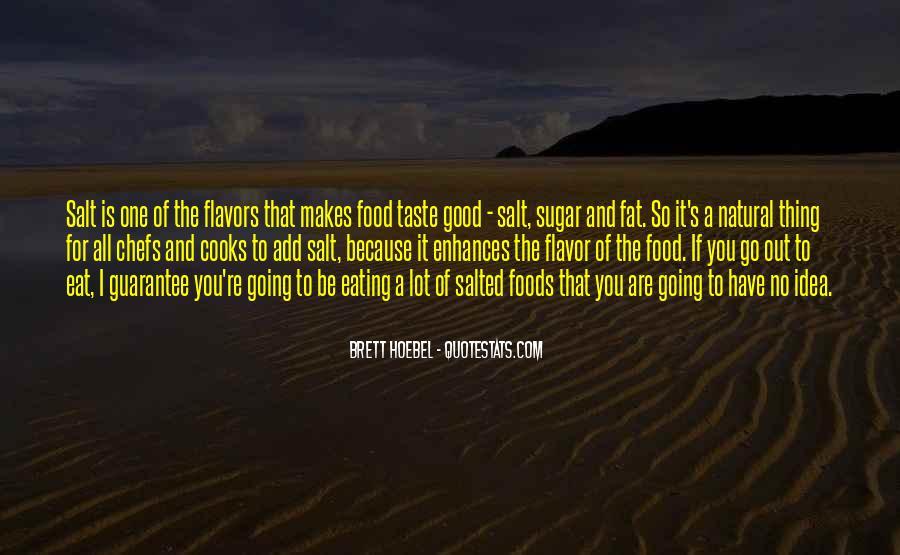 Cooks Quotes #508304
