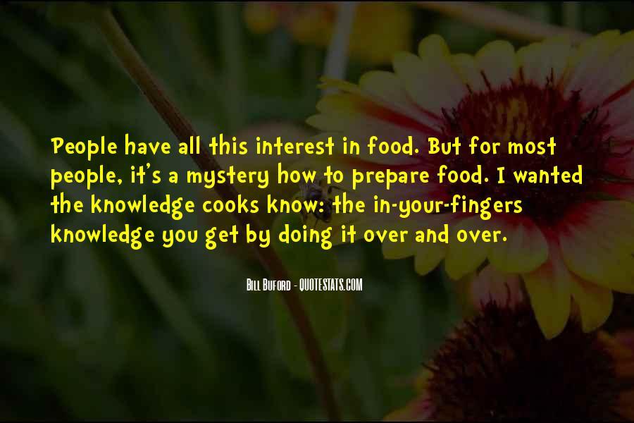 Cooks Quotes #516214