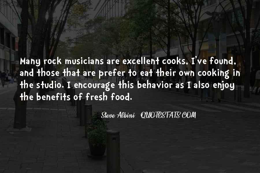 Cooks Quotes #558887
