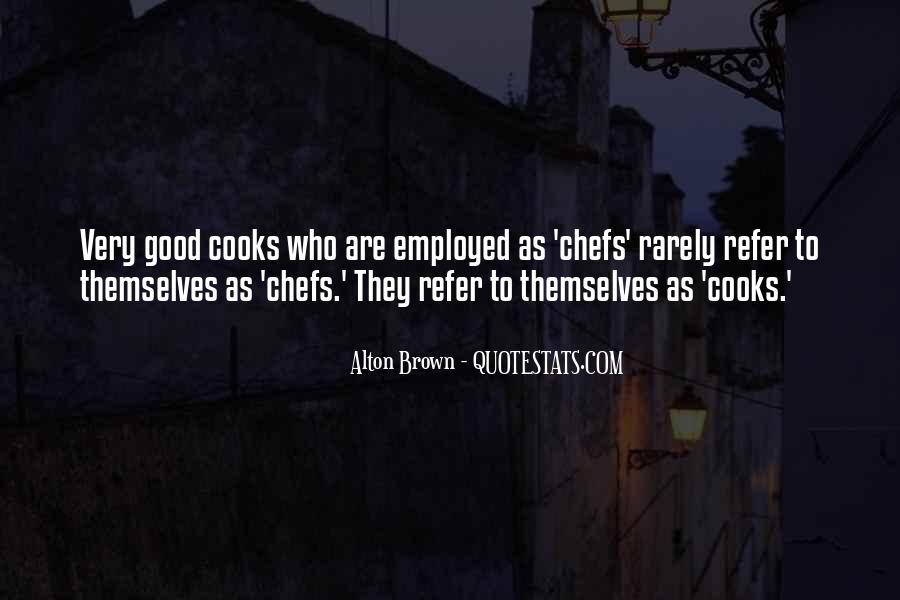 Cooks Quotes #561369