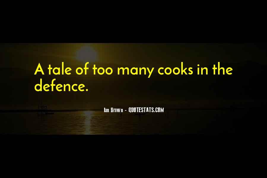 Cooks Quotes #620800