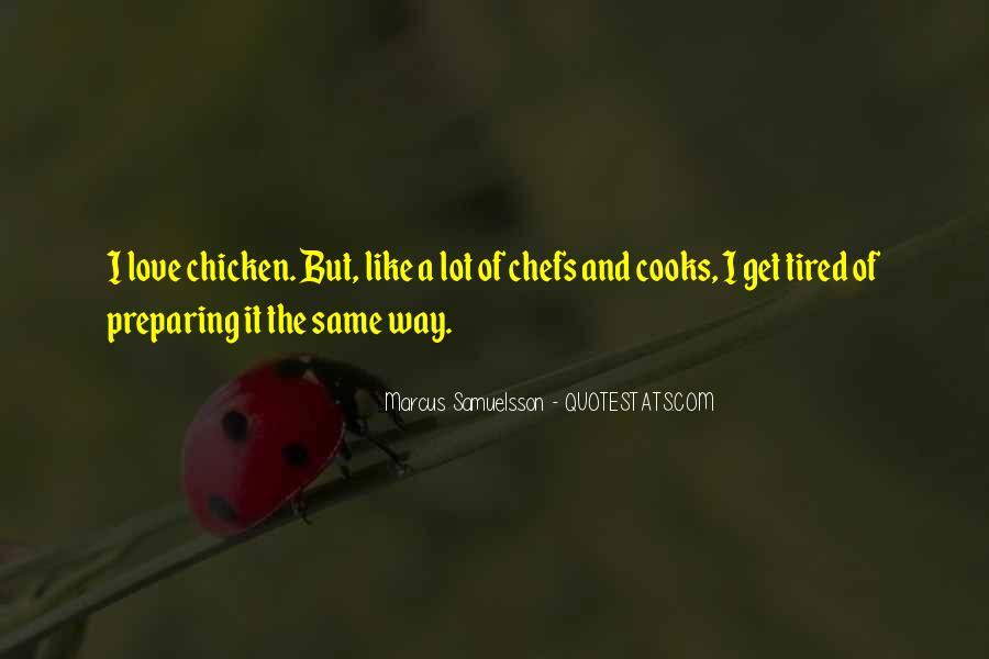 Cooks Quotes #684404
