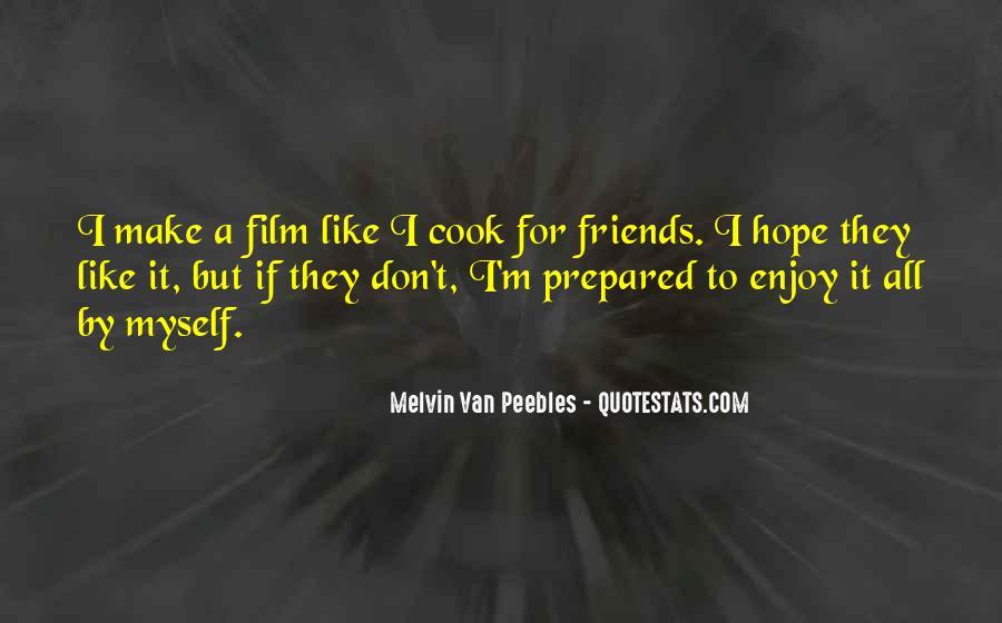 Cooks Quotes #87282