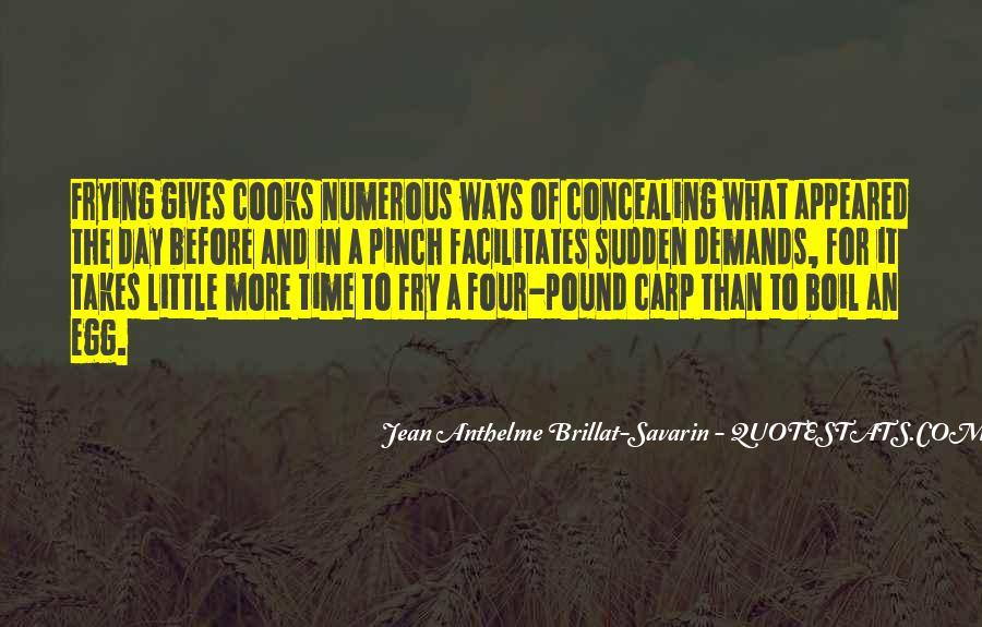 Cooks Quotes #92938