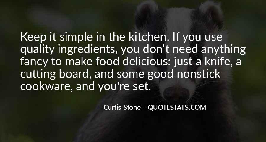 Cookware Quotes #1327730