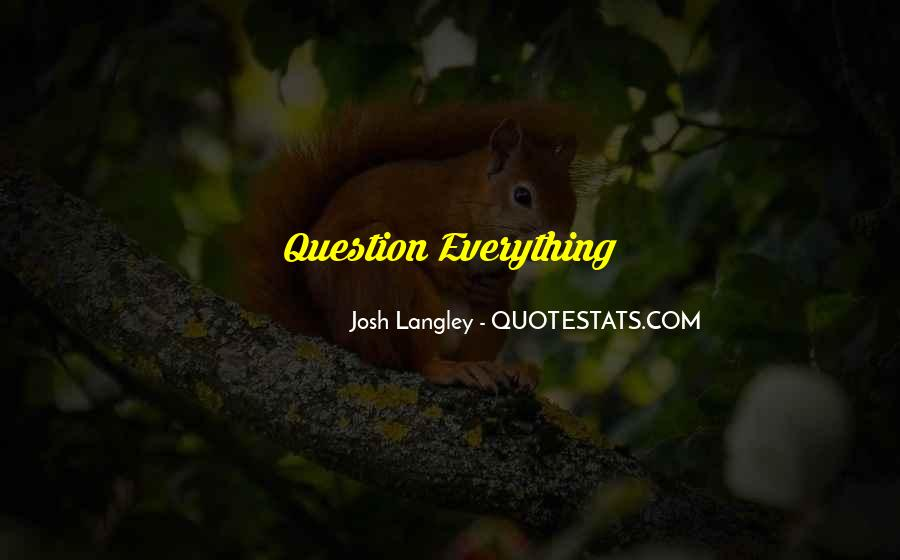 Quotes About Langley #1730341