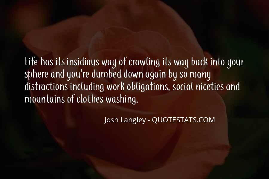 Quotes About Langley #691456